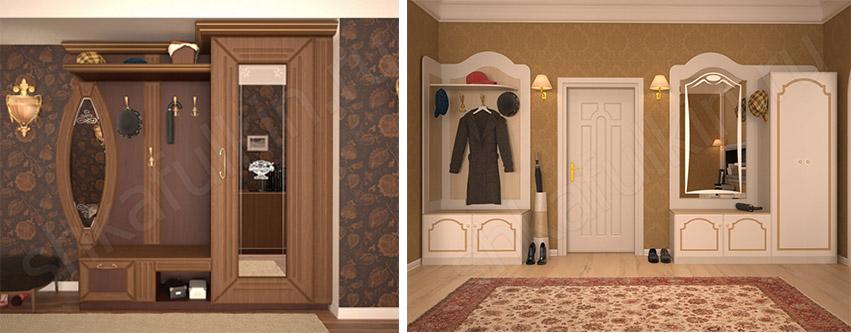 Выбор мебели для маленькой узкой прихожей - шкафулькин.